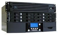 Tandberg Data DPS DPS1100 DPS1200 VTL Dick based system virtual tape library